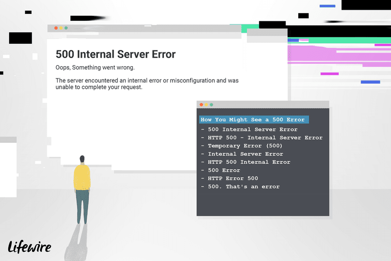 500 Internal Server Error (What It Is & How to Fix It).
