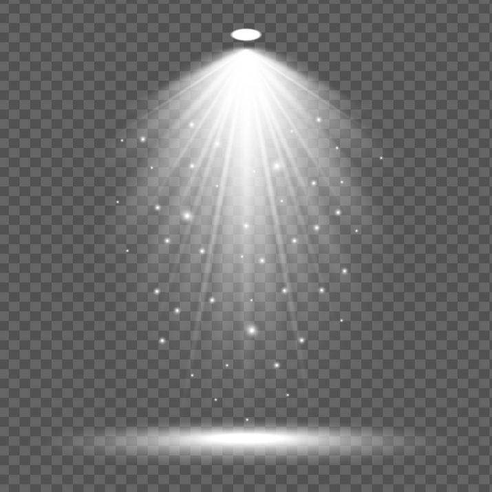Spot Light PNG.