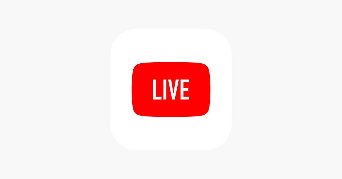 Live For YouTube On The App Store #531853.