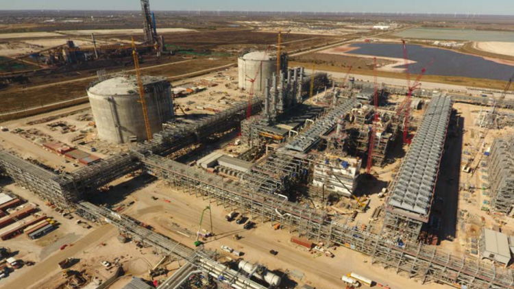 Bechtel moving forward with engineering, procurement for.