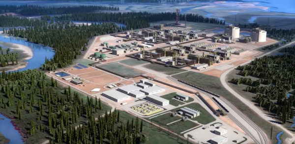 Kitimat LNG plant contractors shortlisted.