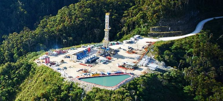 PNG LNG FACILITY SHUTDOWN AFTER EARTHQUAKE IN HIGHLANDS.