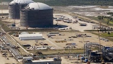 PNG LNG repairs to take two months following earthquake.