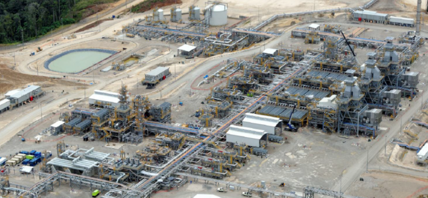 PNG LNG facilities shutting down to assess earthquake.