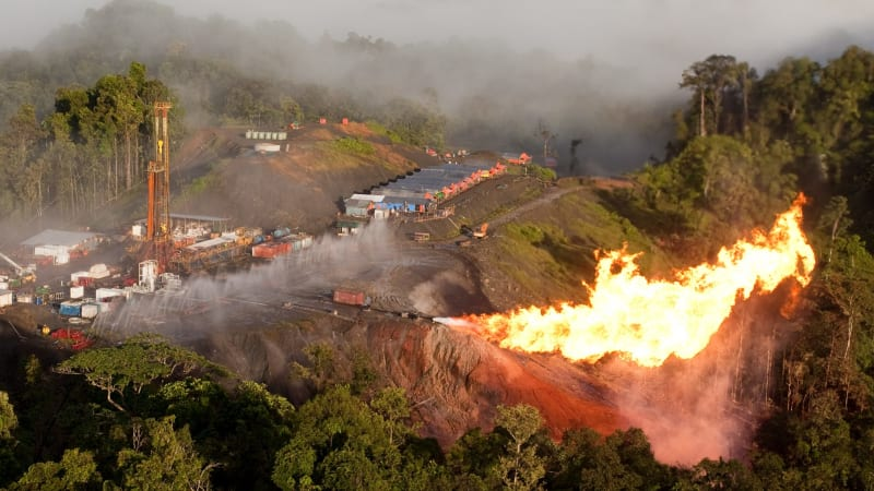 PNG set for $US14b gas expansion.