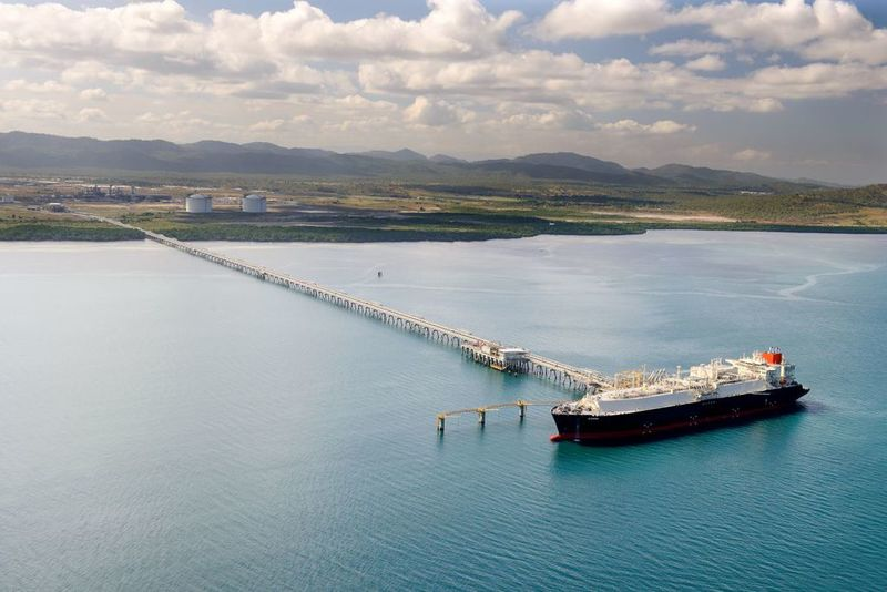 Total and partners sign gas agreement for Papua LNG project.