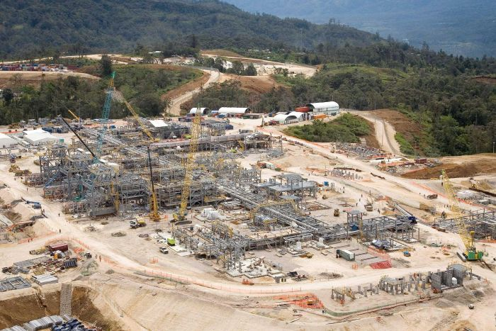 Papua New Guinea\'s massive LNG project fails to deliver on.