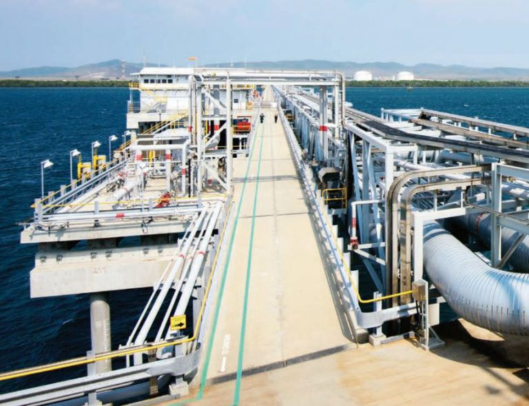 PNG LNG puts four cargoes up for sale.