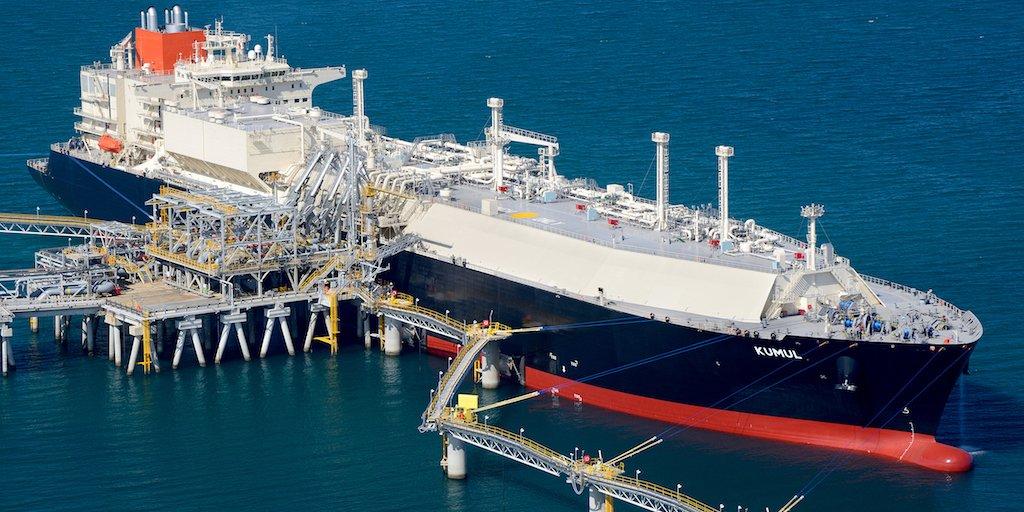 ExxonMobil restarts production at PNG LNG, exports to resume.