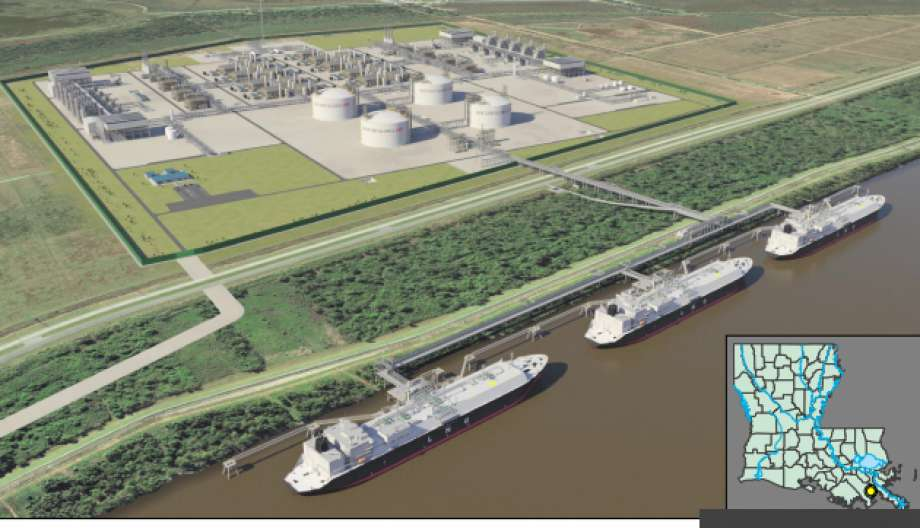 Venture Global\'s $8.5B Plaquemines LNG project gets final.