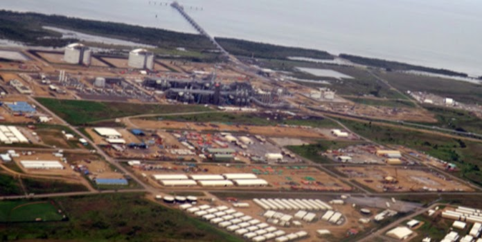 PNG LNG Project Achieves Financial Completion.