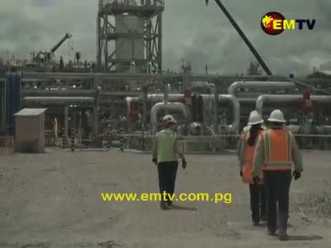 PNG LNG Project Landowners Reassured of Royalty Payments.