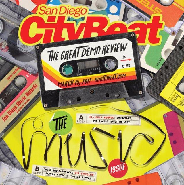 Local Music Issue San Diego CityBeat.