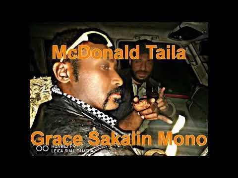 McDonald Taila GRACE SAKALIN MONO PNG Local Music 2017.