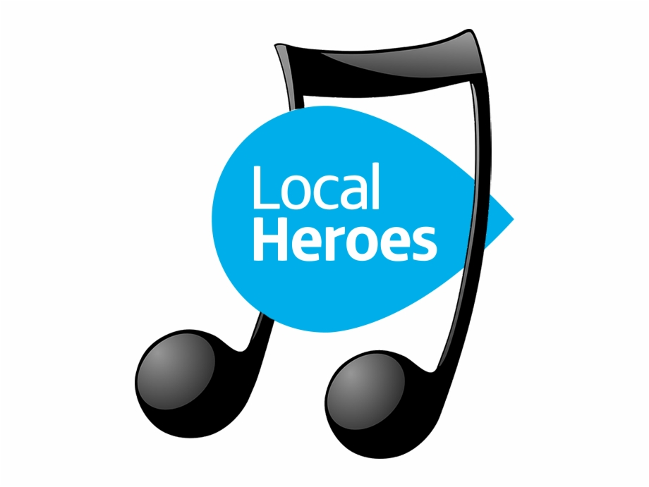 Local Heroes Spotify Playlist.