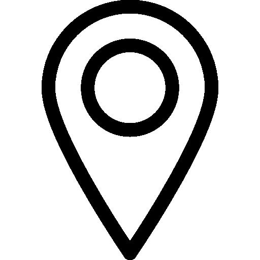 Location pin.