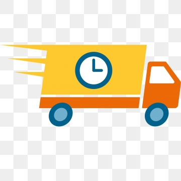 Delivery Truck PNG Images.