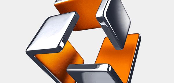 3d logo templates.