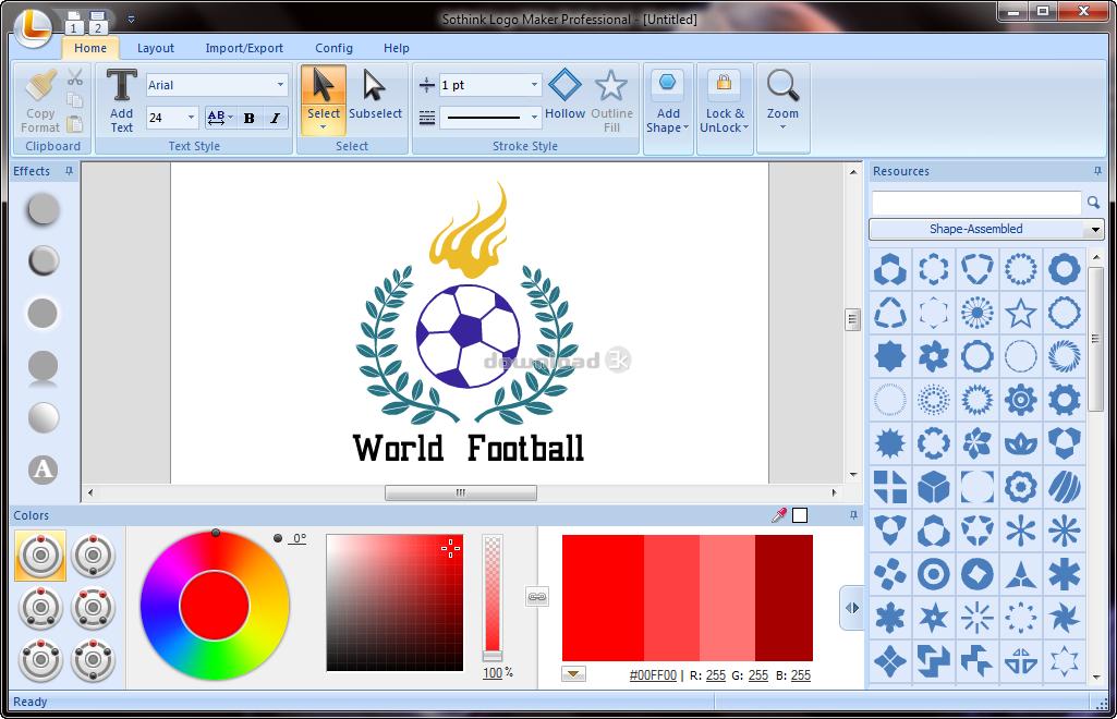 Download logo.