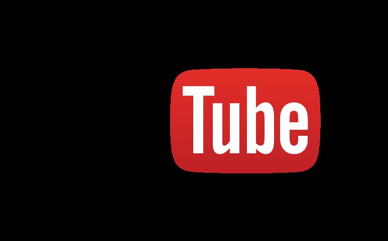 Youtube Logo transparent PNG.