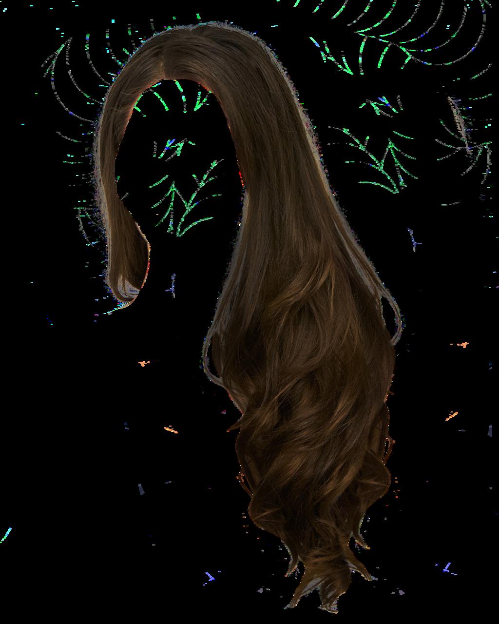 Girl hair png #26035.