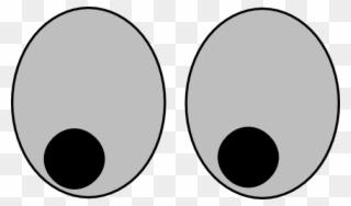 Free PNG Look Eyes Clip Art Download.