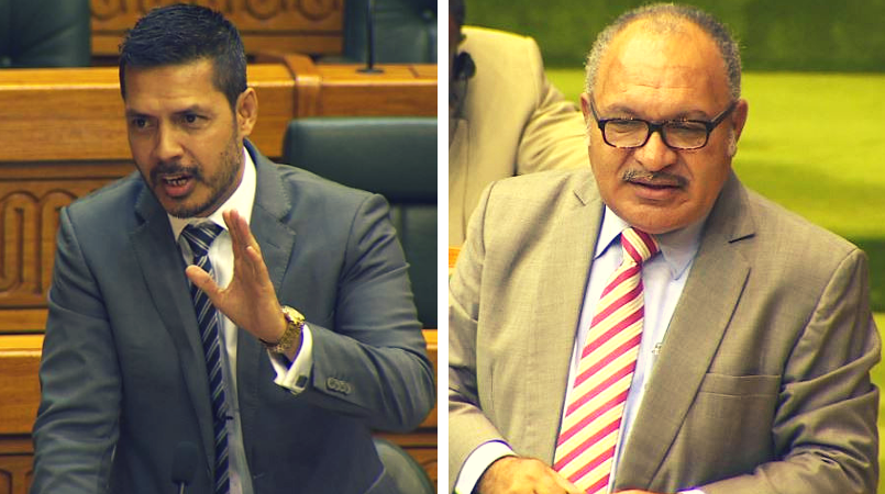 Kramer questions PM on longstanding issues.