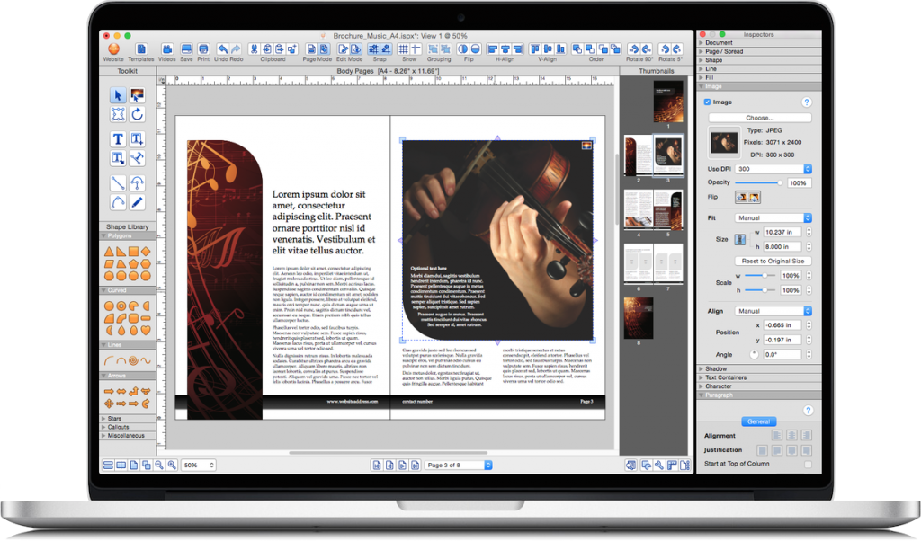 Top 10 Free Magazine Maker Programs for Mac _.