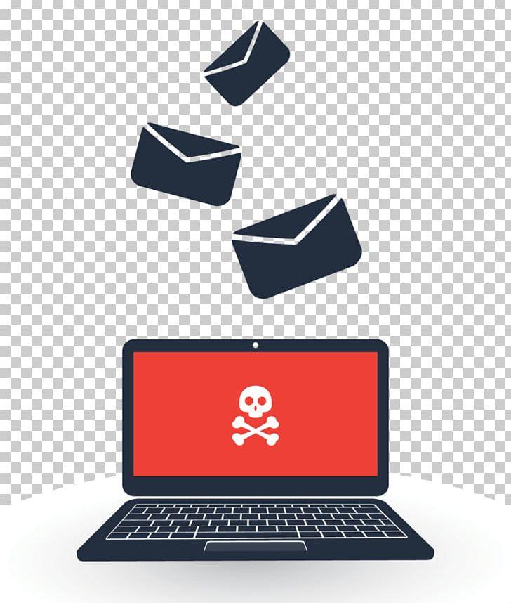 WannaCry Ransomware Attack Laptop Computer Virus Malware PNG.