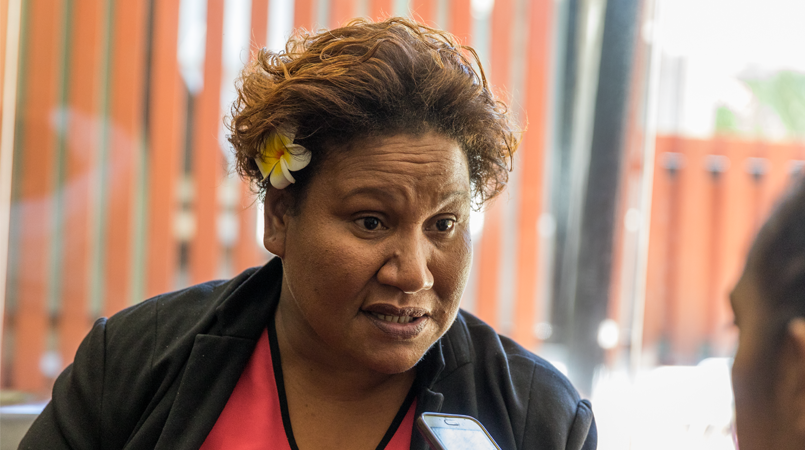 ANNA SOLOMON WANTS TO LEGALISE PROSTITUTION IN PNG.