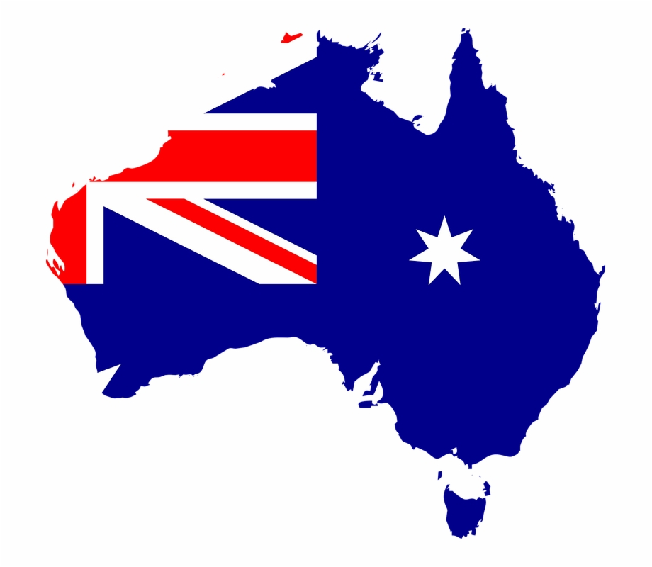 Map Of Australia Free PNG Images & Clipart Download #2149871.