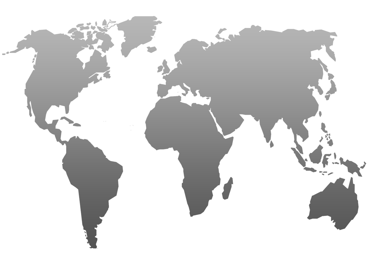 World map PNG images free download.