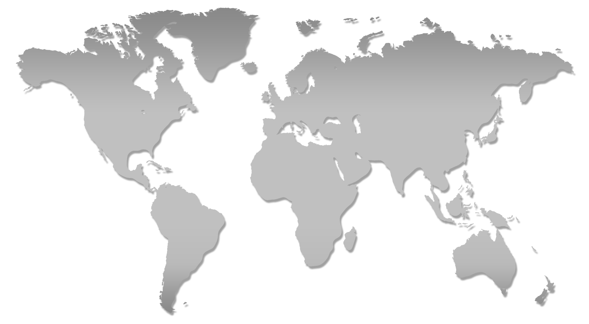 Download World Map PNG Image.