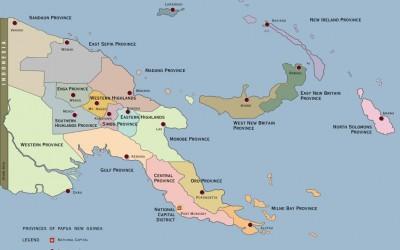 Provinces overview.