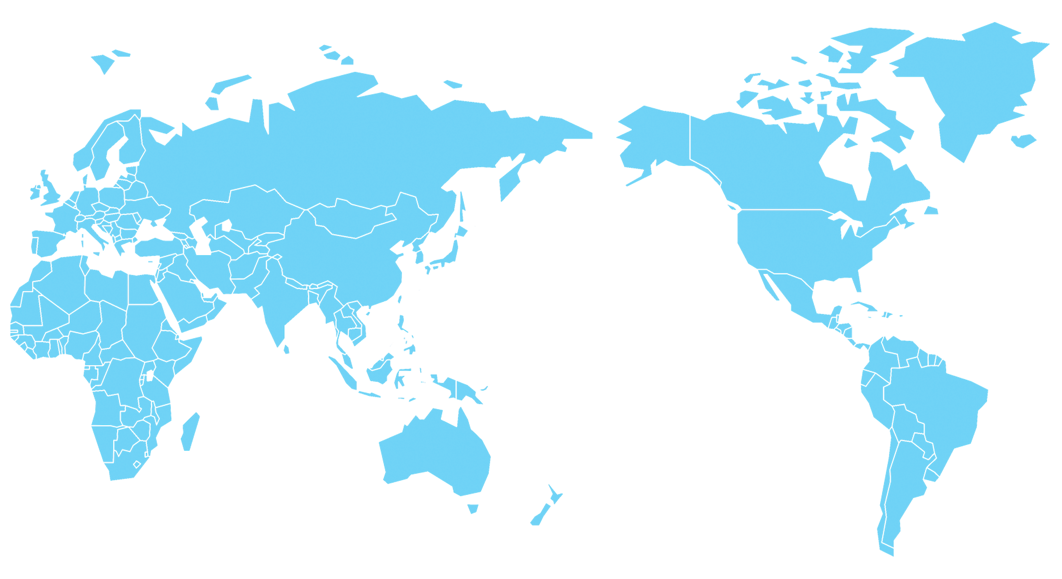 World Map PNG.