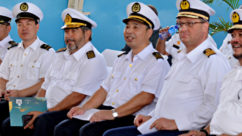 Papua New Guinea launches joint maritime training programs.
