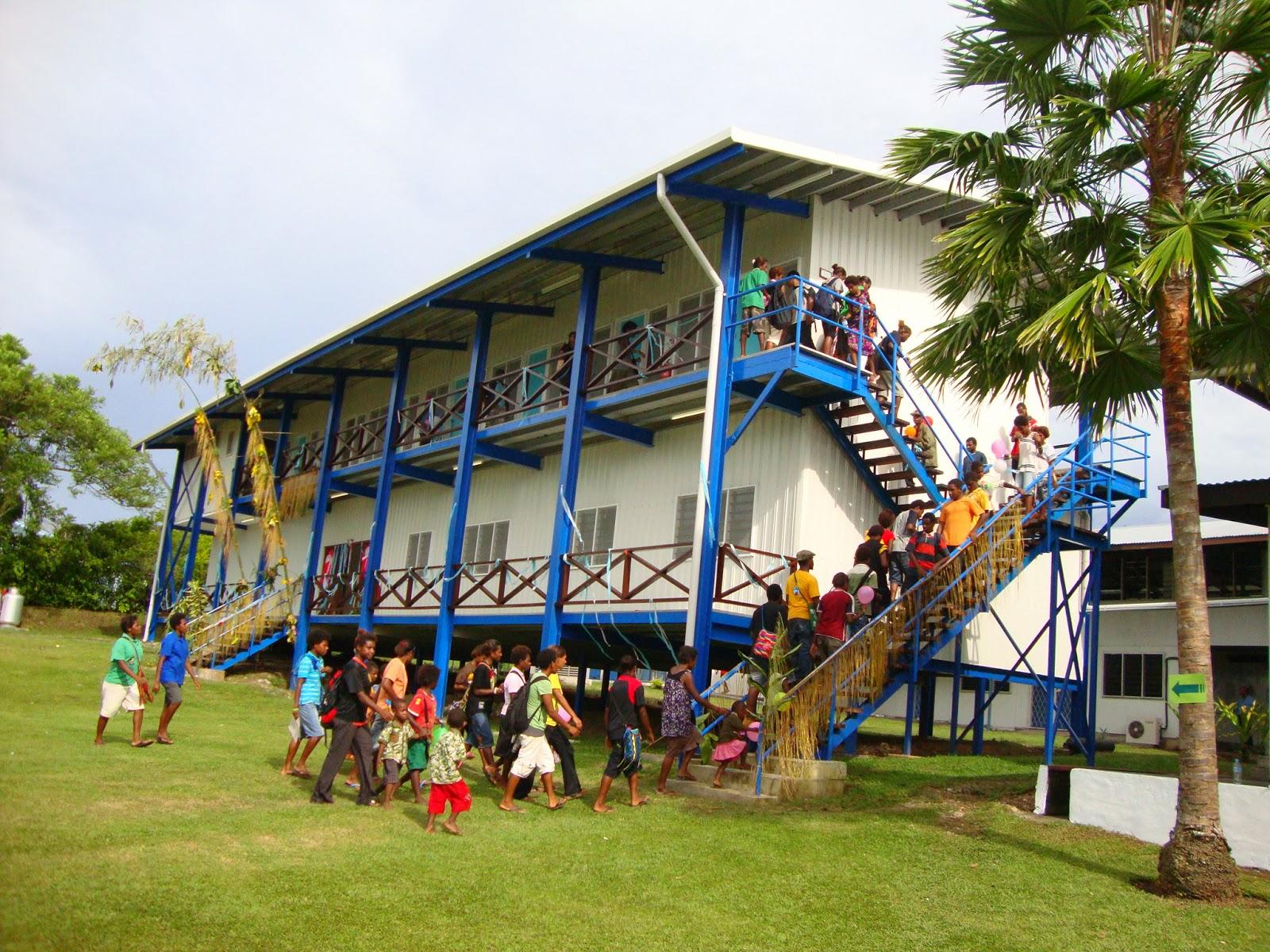 Yumi Stori: PNG Maritime College.