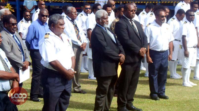 New staff houses for PNG Maritime College.