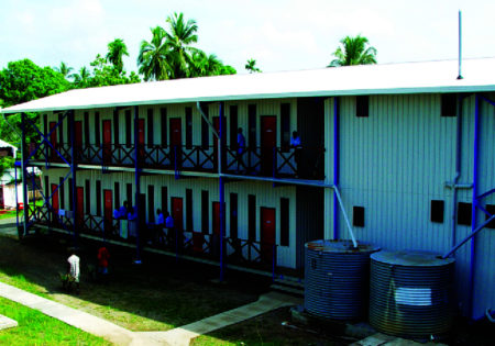 Upgrading of PNG Maritime College Facilities and Equipment.