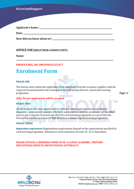 15 Printable sample college applications Forms and Templates.