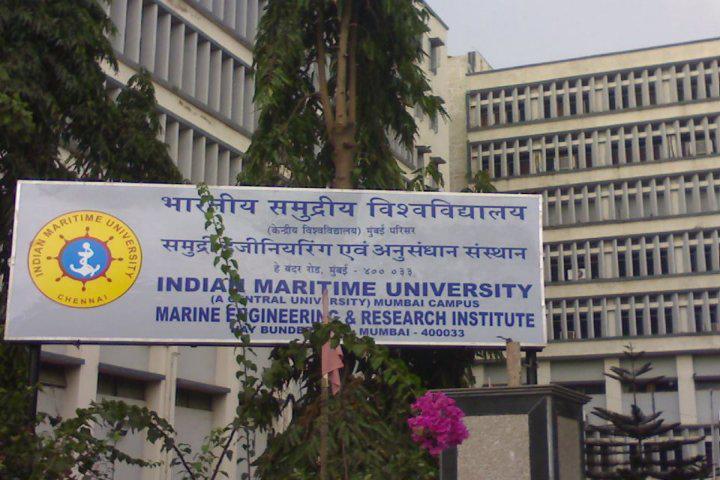 Indian Maritime University, Cochin.