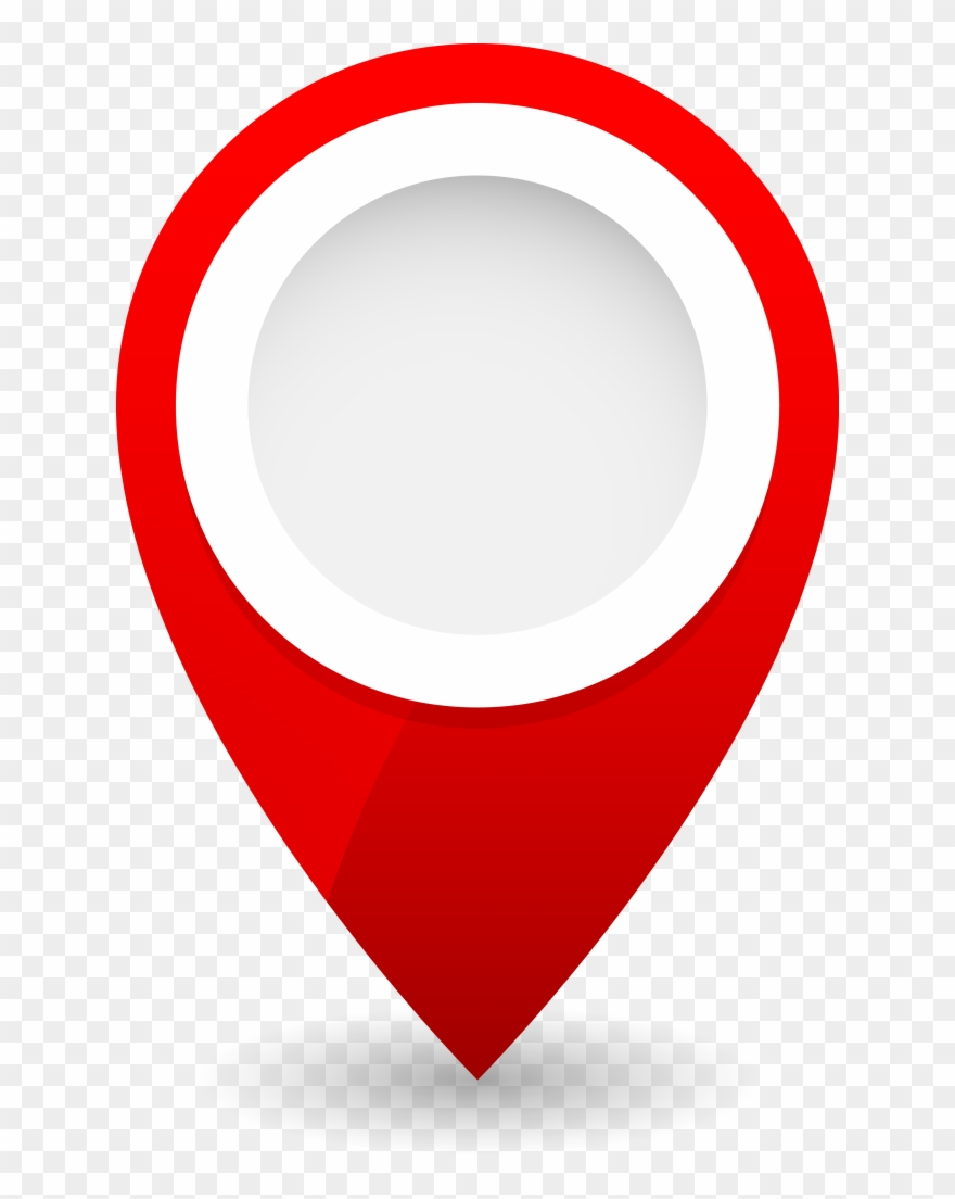 Map Marker Vector Png Clipart (#4216827).