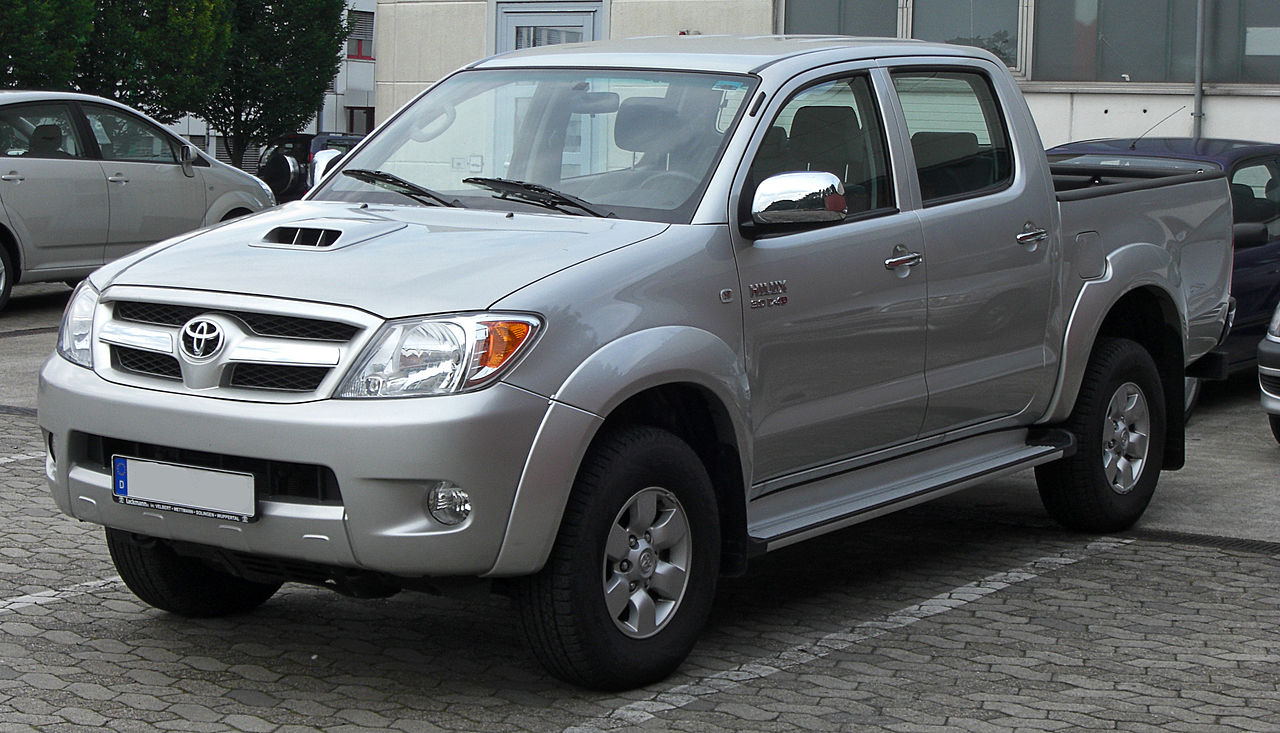 Review of the Toyota Hilux, One of PNG\'s Most Popular Cars.