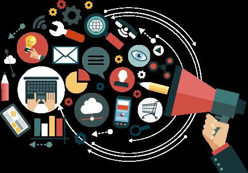 Digital Marketing PNG Images Transparent Free Download.