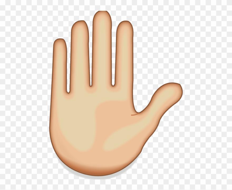 Hand Emoji Clipart Emoji Meaning.