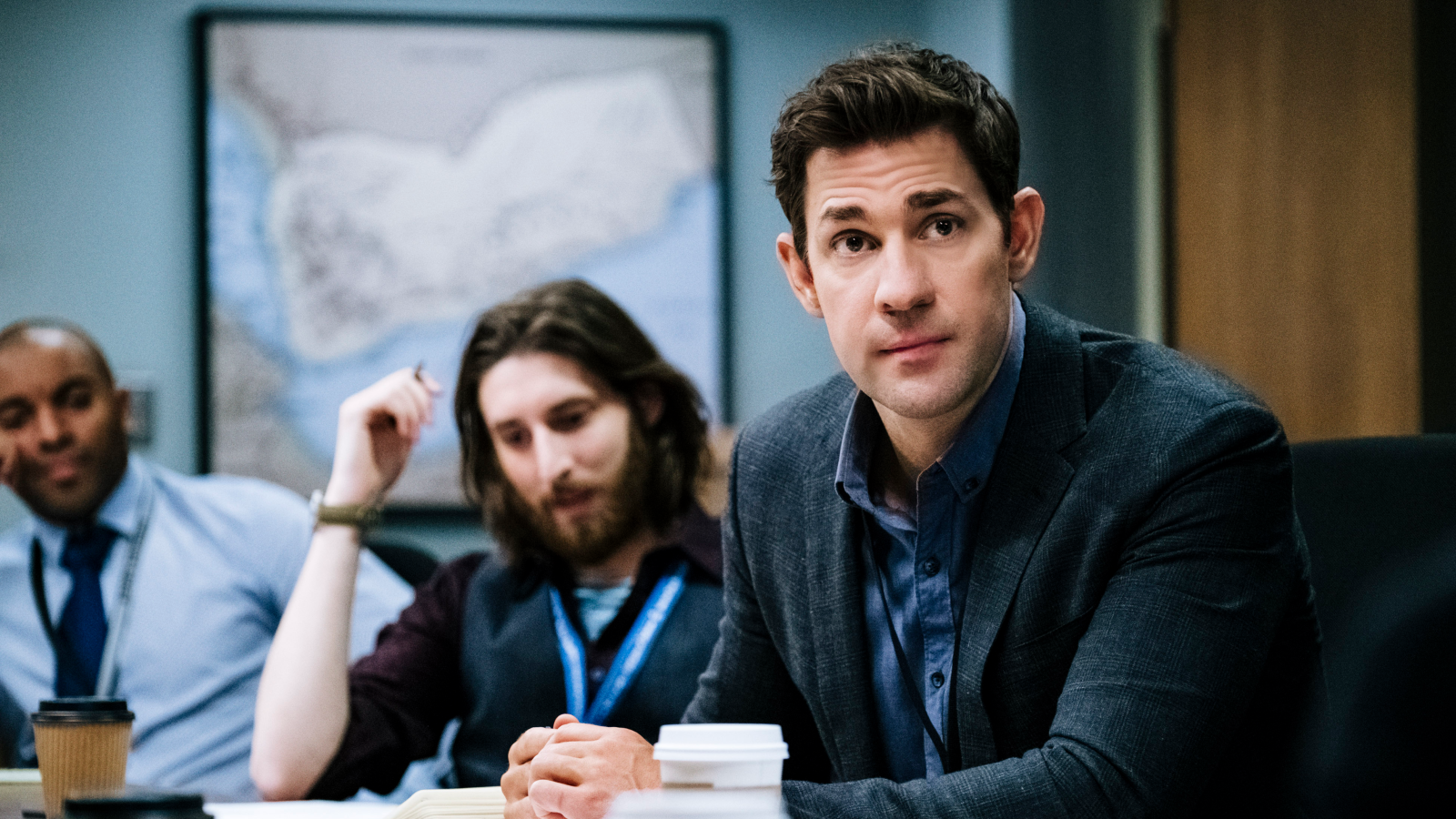 Season 2 of Jack Ryan will be about the decline of democracy.
