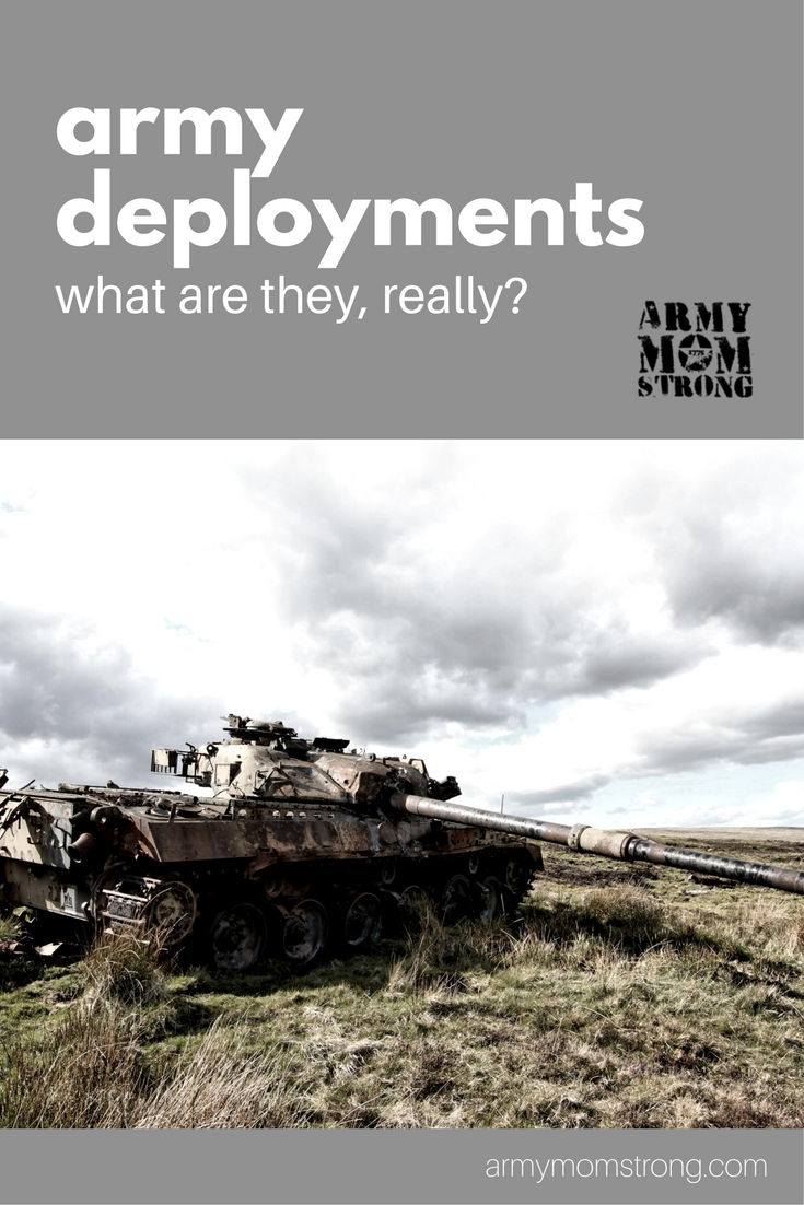 What is an Army Deployment, Really?.