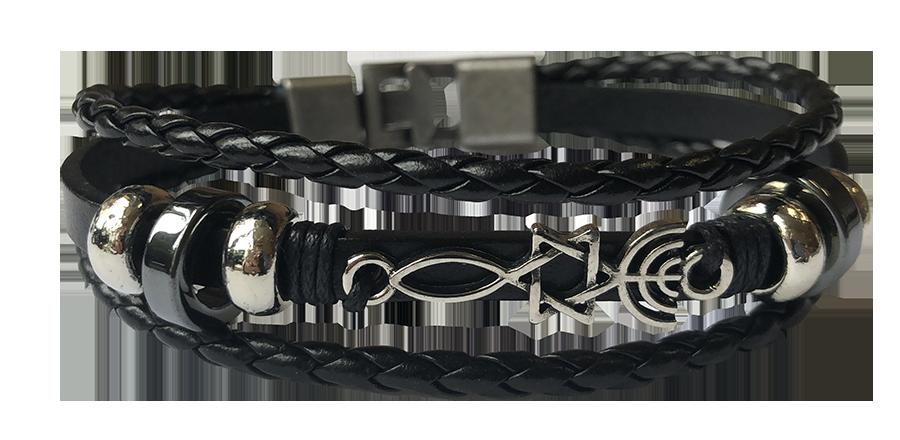 Grafted in Men\'s Bracelet.