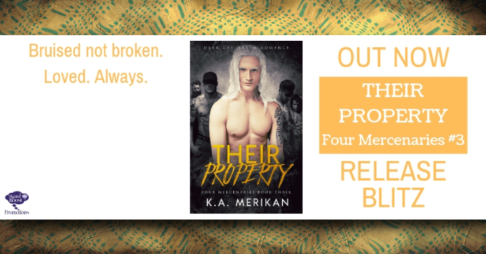 Their Property by K.A. Merikan.