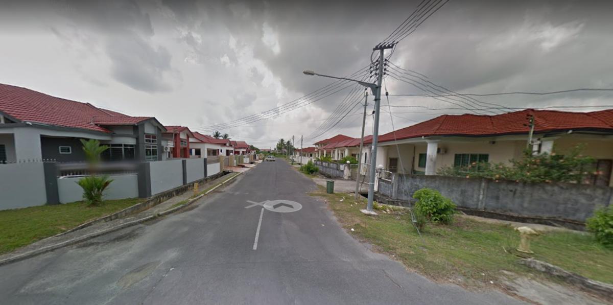 Kampung Merikan, Miri.